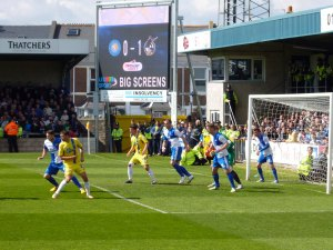 Rovers defend against Torquay