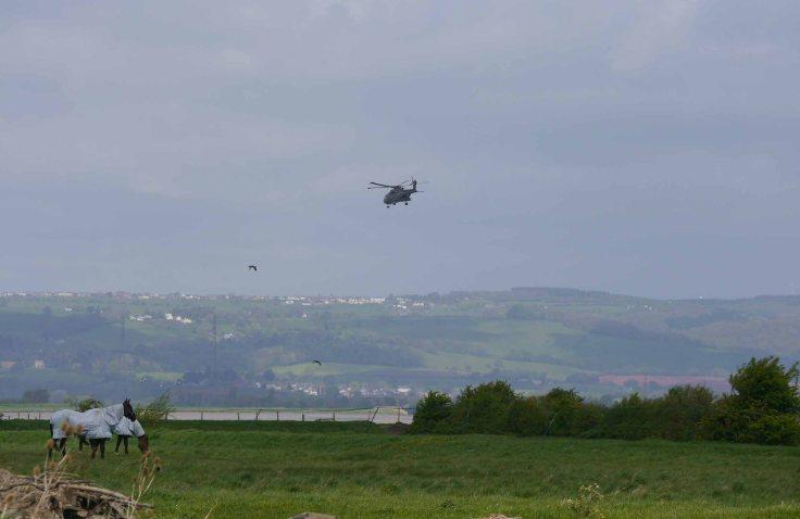 Chopper over Splatt