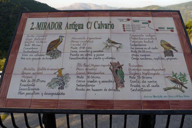 Bird sign, Bennaraba